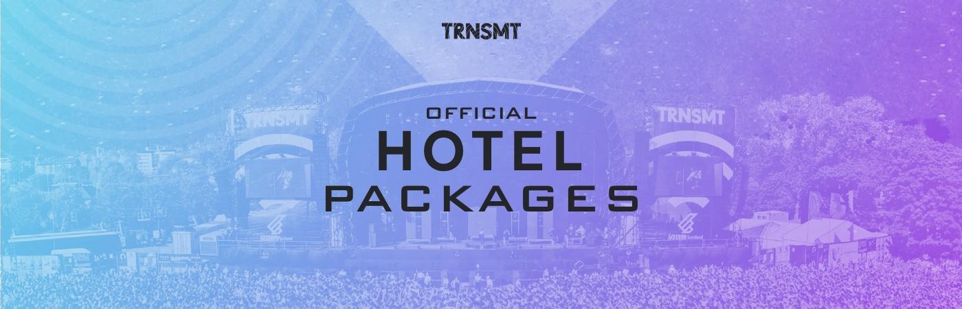 Packages Billet + Hôtel - TRNSMT Festival