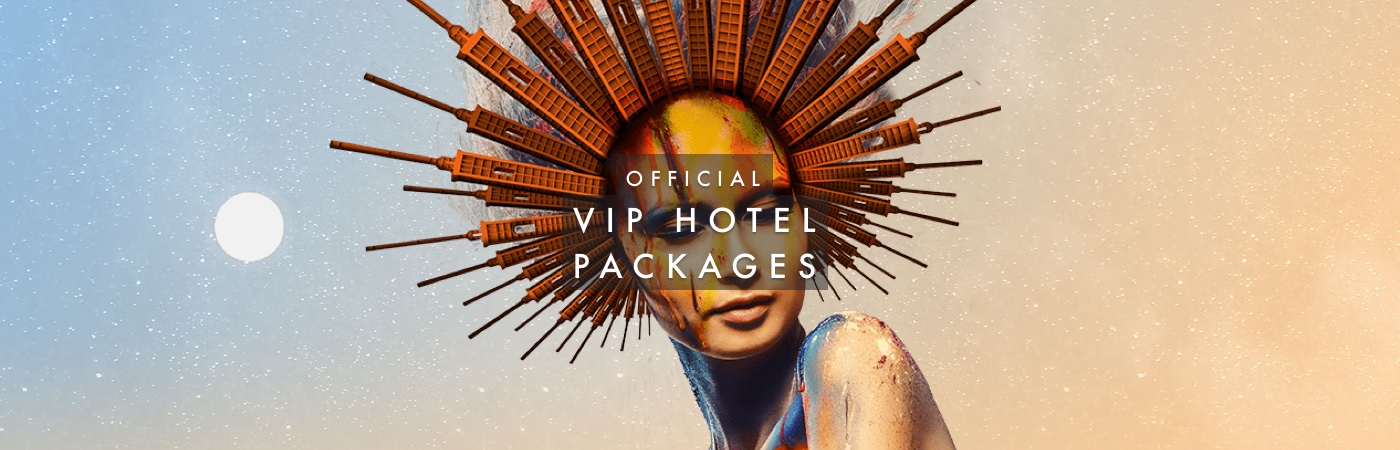 Kappa FuturFestival VIP Ticket + Hotel Packages