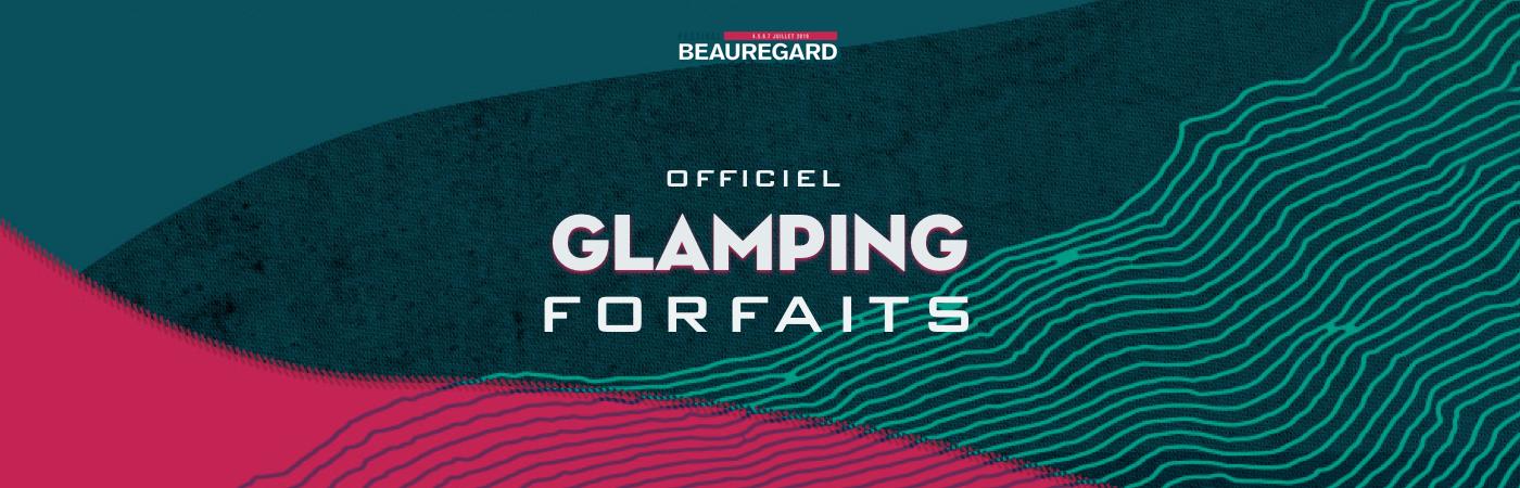 Festival Beauregard: Pacotes com Bilhete + Glamping