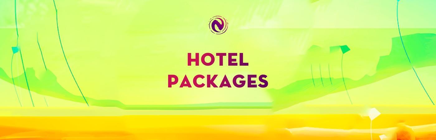 Neverland Festival Ticket + Hotel Pakketten