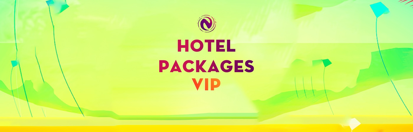 Neversea Festival VIP Ticket + Hotel Packages