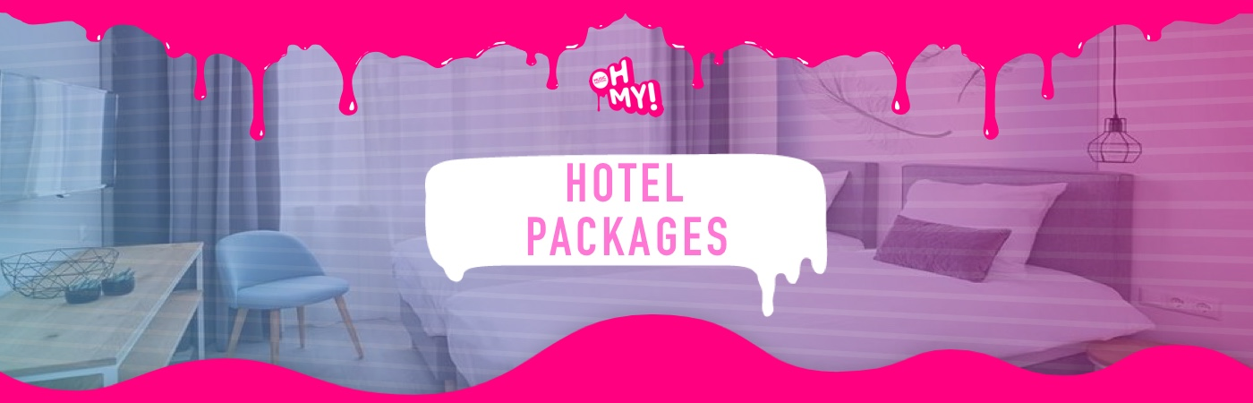 Oh My! Music Festival 2019 - Ticket + Hotel Packages