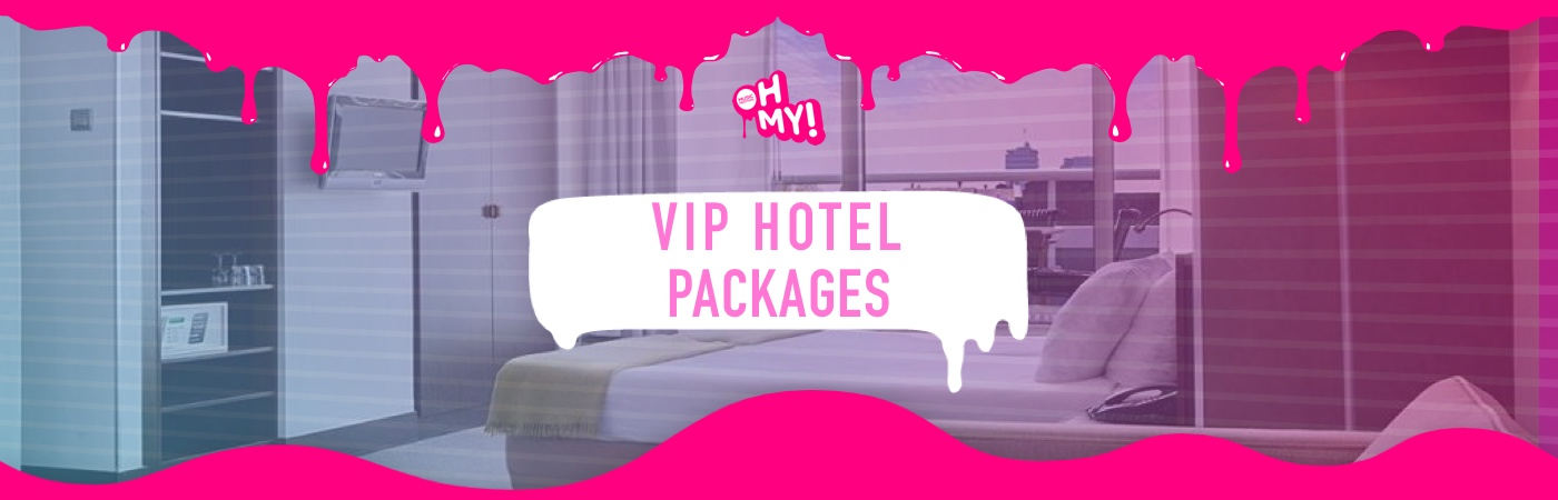 Oh My! Music Festival 2019 - VIP Ticket + Hotel Packages
