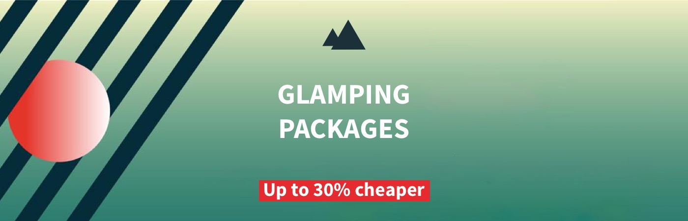Bilbao BBK Live Ticket + Glamping Packages