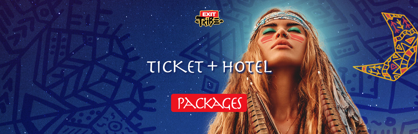 EXIT Ticket + Hotel Packages