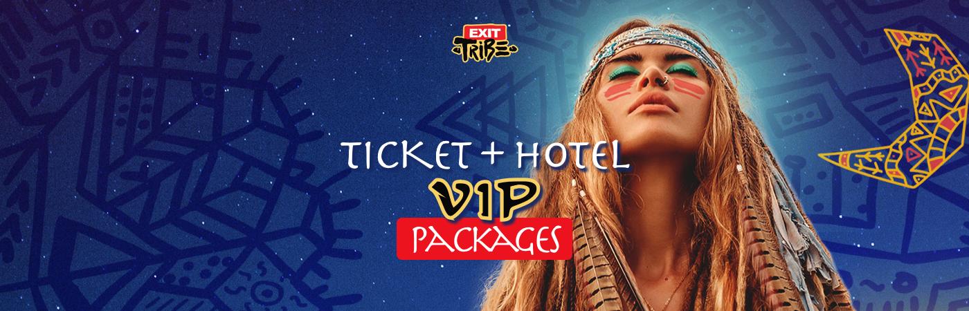 EXIT VIP-Ticket- + Hotel-Pakete