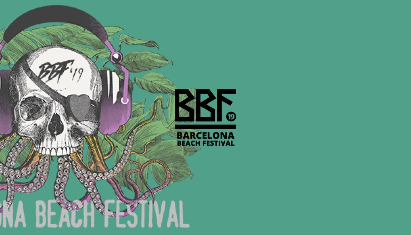 BBF: Barcelona Beach Festival 2019 - Festicket