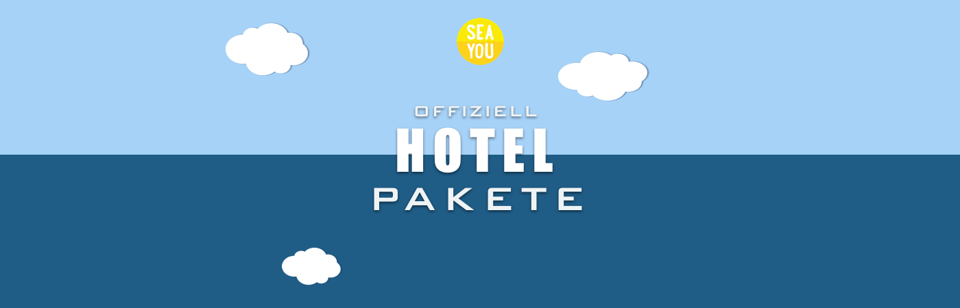 Sea You Festival Ticket + Hotel Packages