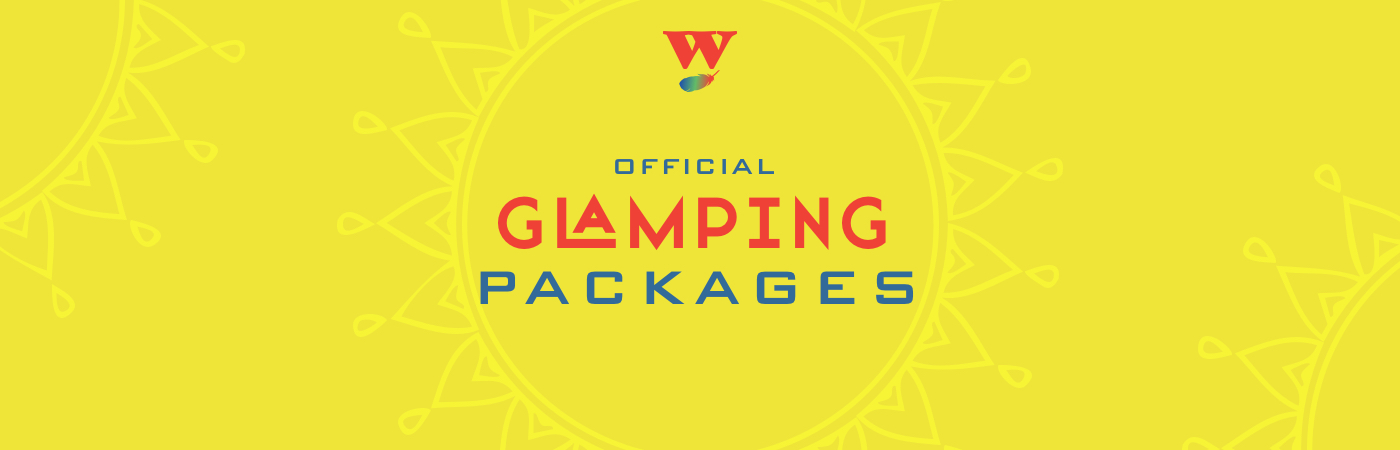 Wychwood Ticket + Glamping Packages