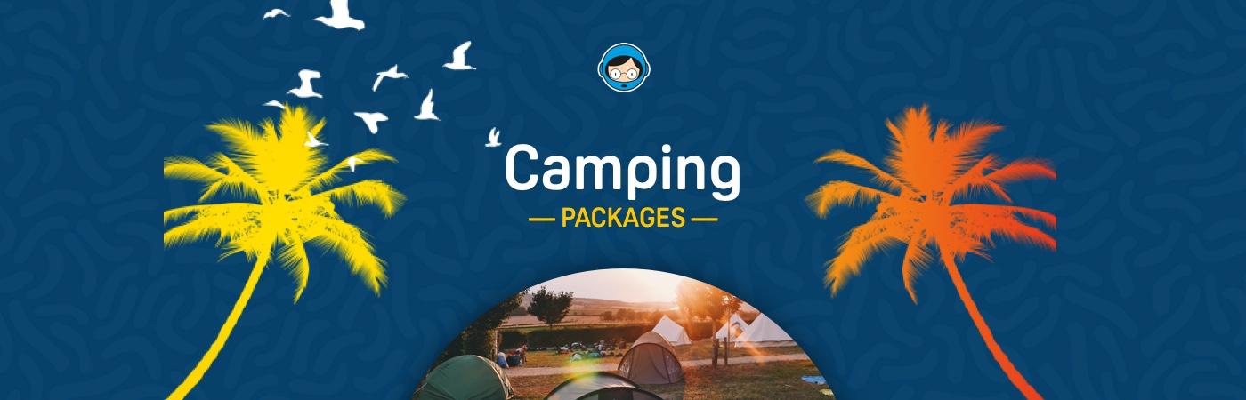 Packages Billet + Camping - FIB