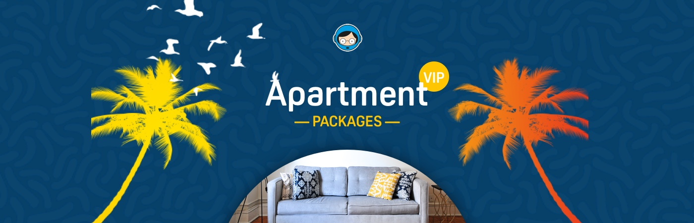 FIB VIP Ticket + Apartment Packages