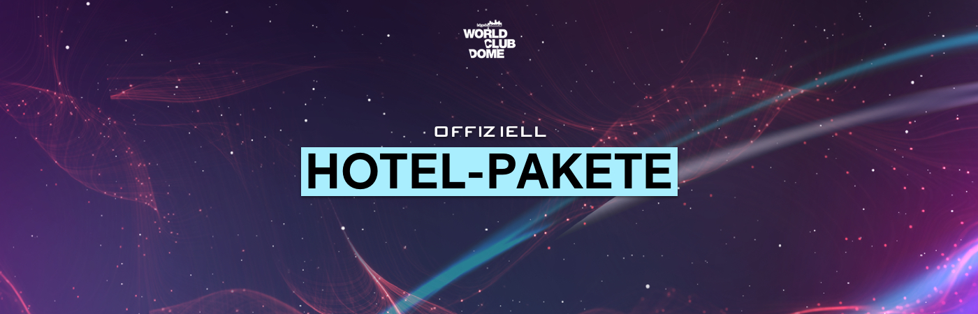 World Club Dome Ticket + Hotel Packages