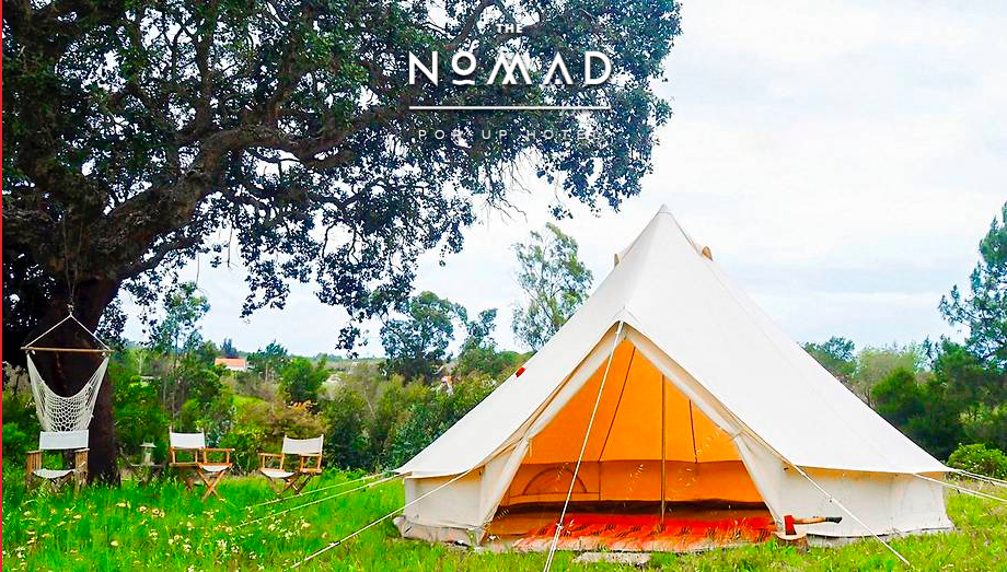 Ticket + Basic Pack - Glamping Nomad Pop-Up @ Meo Sudoeste