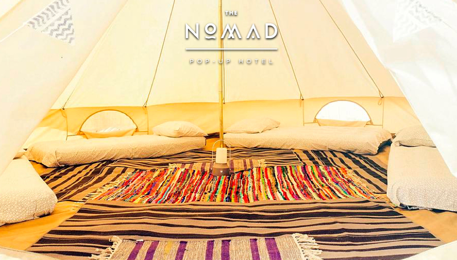 Ticket + Standard Pack - Glamping Nomad Pop-Up @ Meo Sudoeste