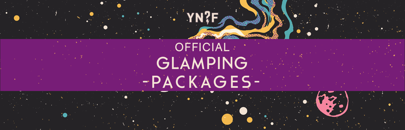 Y Not Festival Ticket + Glamping Packages