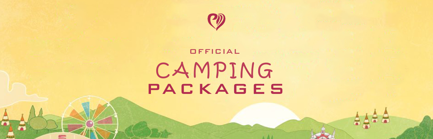 Packs Camping Electric Love Festival