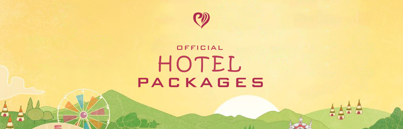 Packages Billet + Hôtel - Electric Love Festival