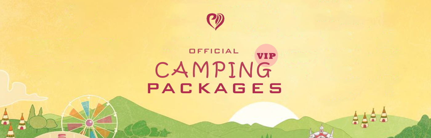 Packs Camping VIP Electric Love Festival