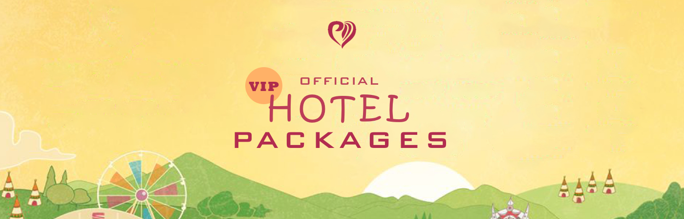 Packages Billet VIP + Hôtel - Electric Love Festival