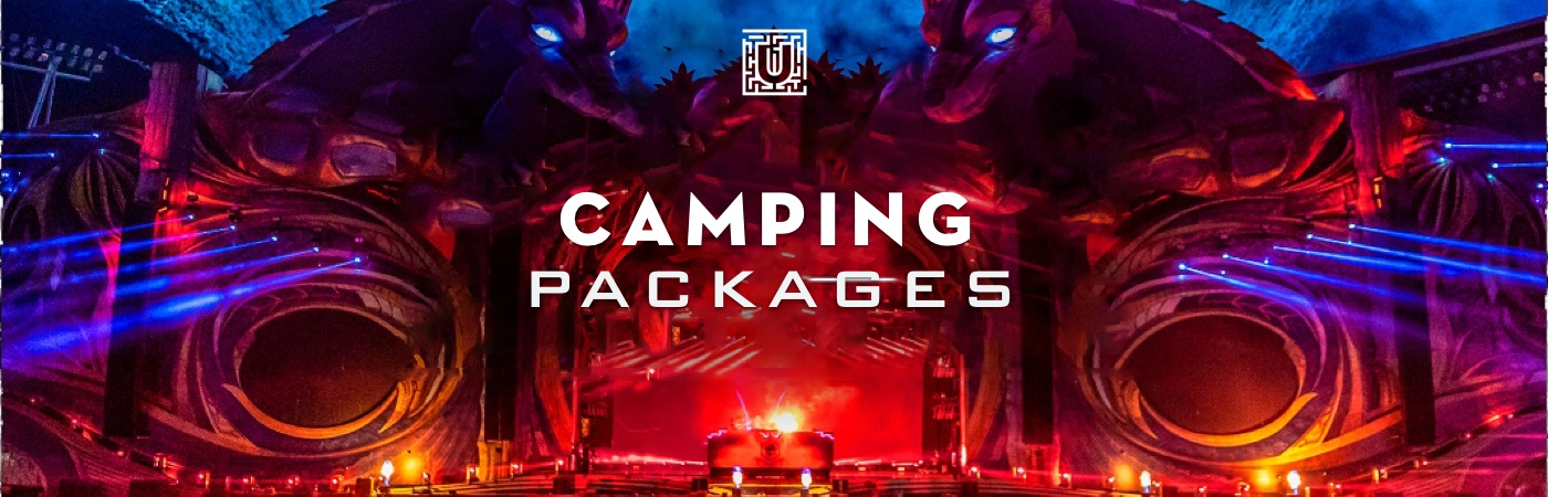 Untold Festival Ticket + Camping Packages