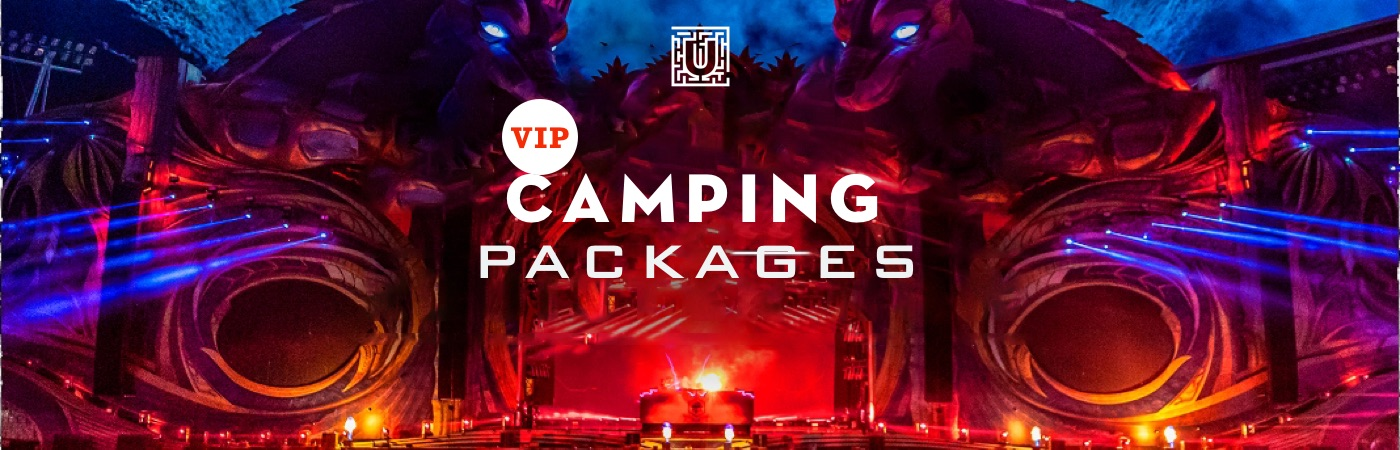 Untold Festival VIP Ticket + Camping Packages