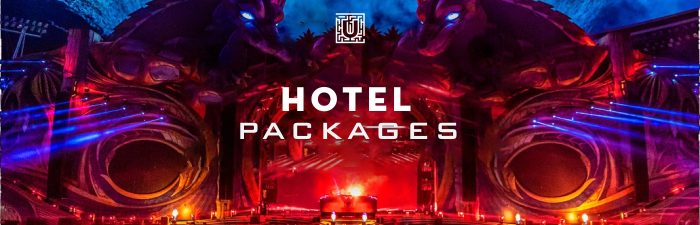 Untold Festival Ticket + Hotel Packages