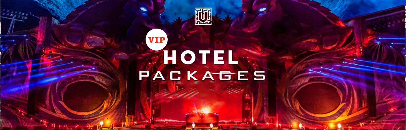 Untold Festival VIP Ticket + Hotel Packages
