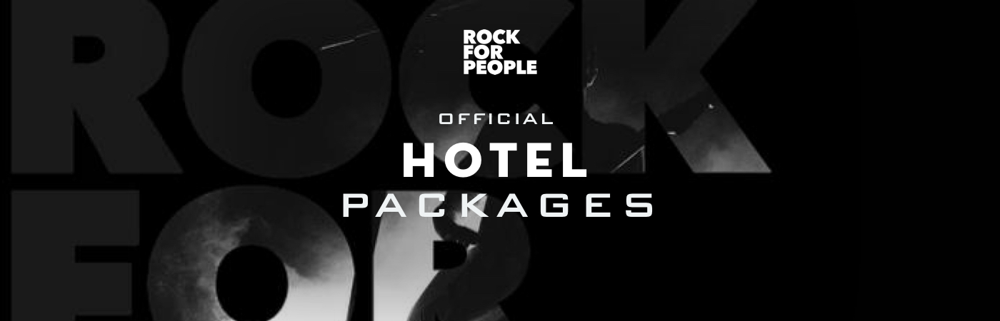 Rock for People Ticket- und Hotel-Pakete