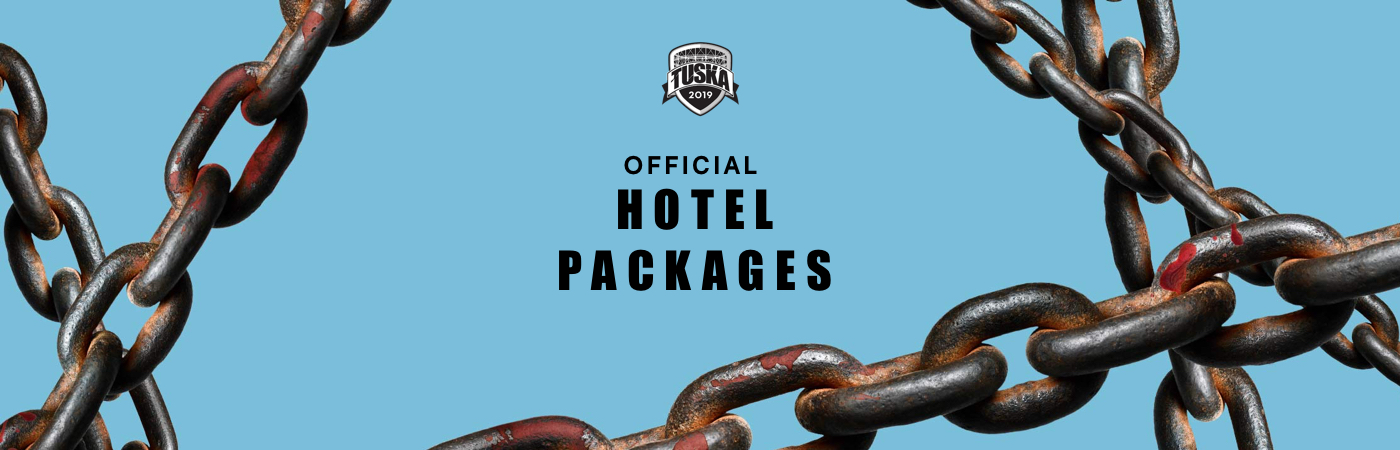 Packages Billet + Hôtel - Tuska Open Air