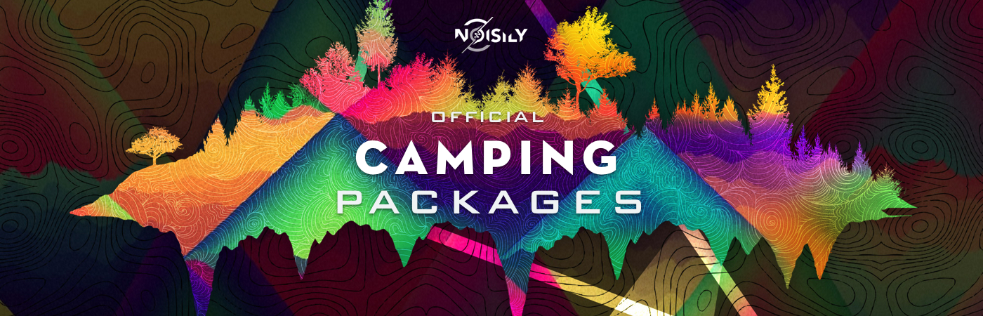 Packages Billet + Camping - Noisily Festival
