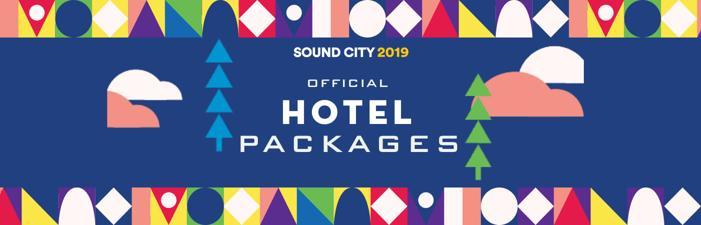 Liverpool Sound City Ticket + Hotel Packages