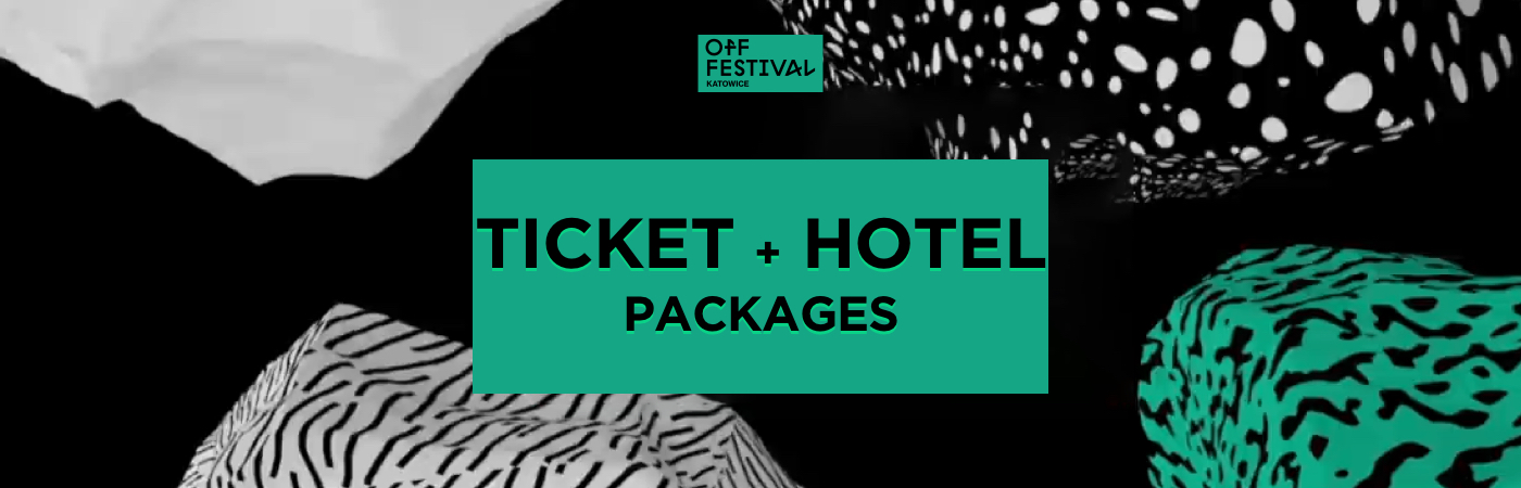 OFF Festival Ticket + Hotel Packages