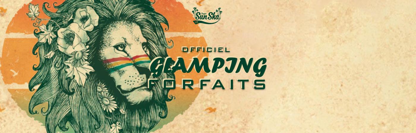 Reggae Sun Ska Festival Ticket- + Glamping-Pakete