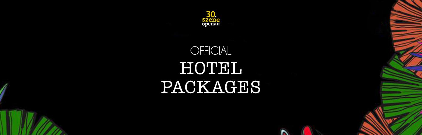Szene Openair Ticket- + Hotel-Pakete