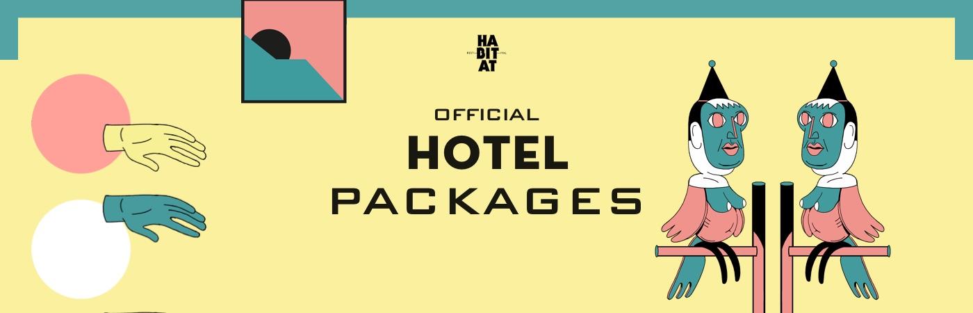 HABITAT Festival Hotel Packages