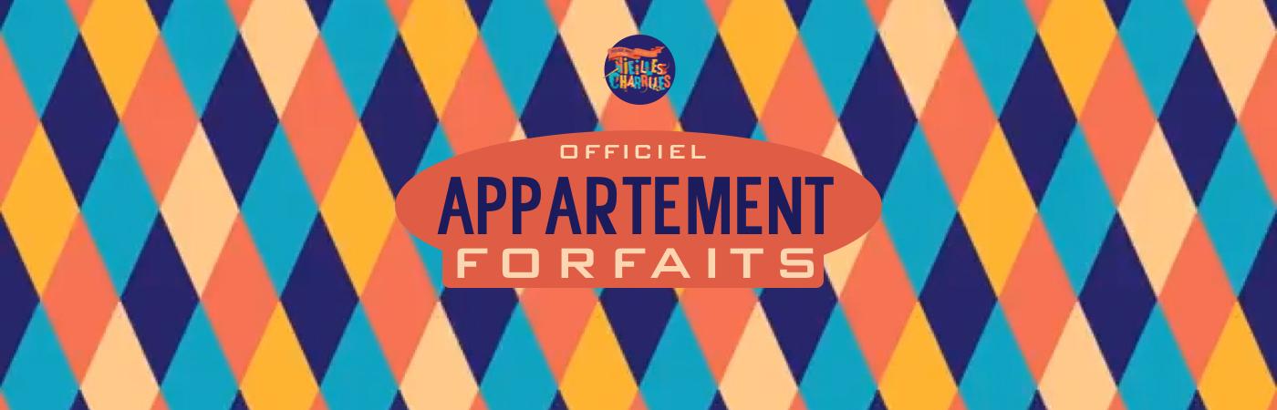 Les Vieilles Charrues Ticket + Apartment Packages
