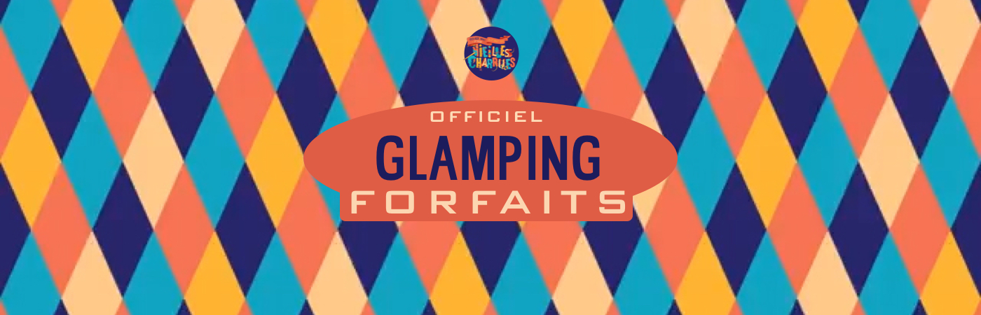 Les Vieilles Charrues Ticket + Glamping Packages