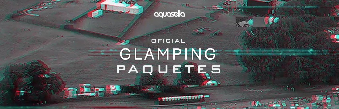 Aquasella Festival Ticket + Glamping Packages