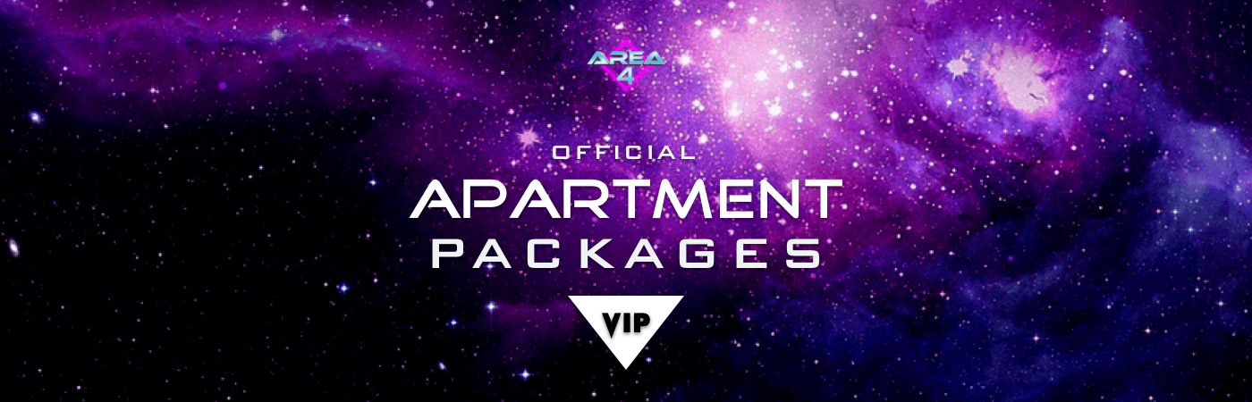 Area 4 Festival VIP Ticket + Apartment Packages