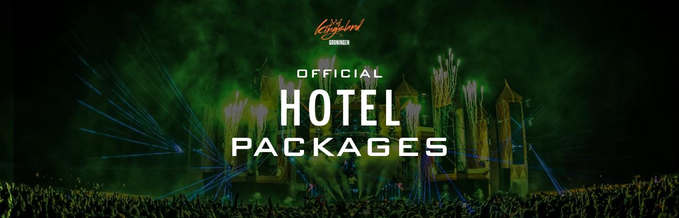 Kingsland Festival Groningen Ticket + Hotel Packages