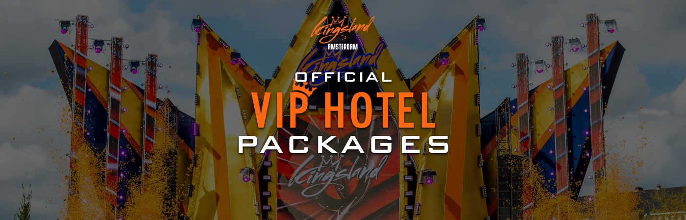 Kingsland Festival Amsterdam VIP Ticket + Hotel Packages