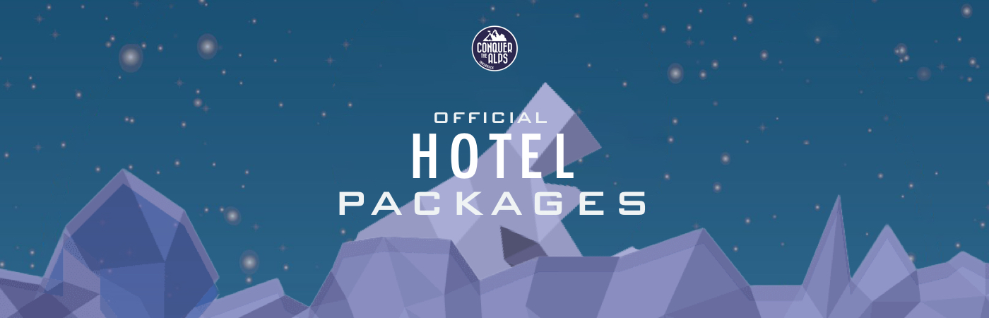 Conquer the Alps Hotel Packages