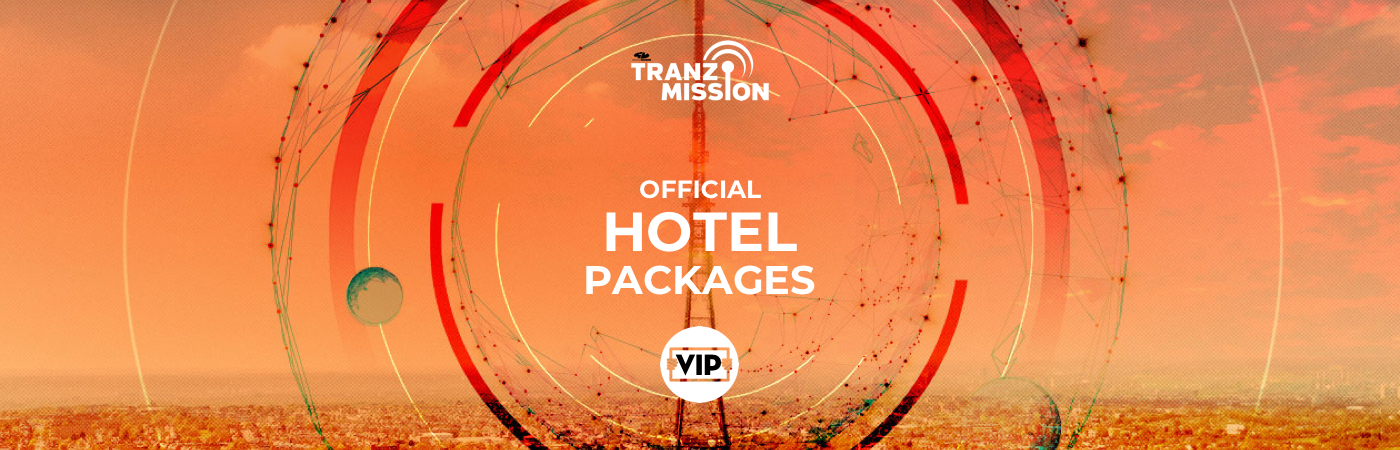 Tranzmission Festival VIP Ticket + Hotel Packages