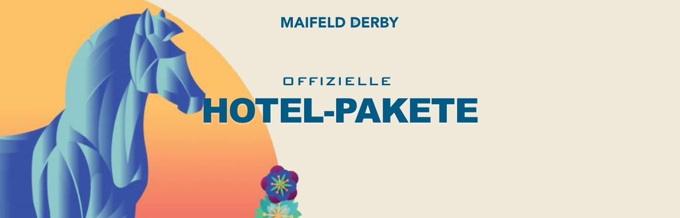 Maifeld Derby Ticket- + Hotel-Paket