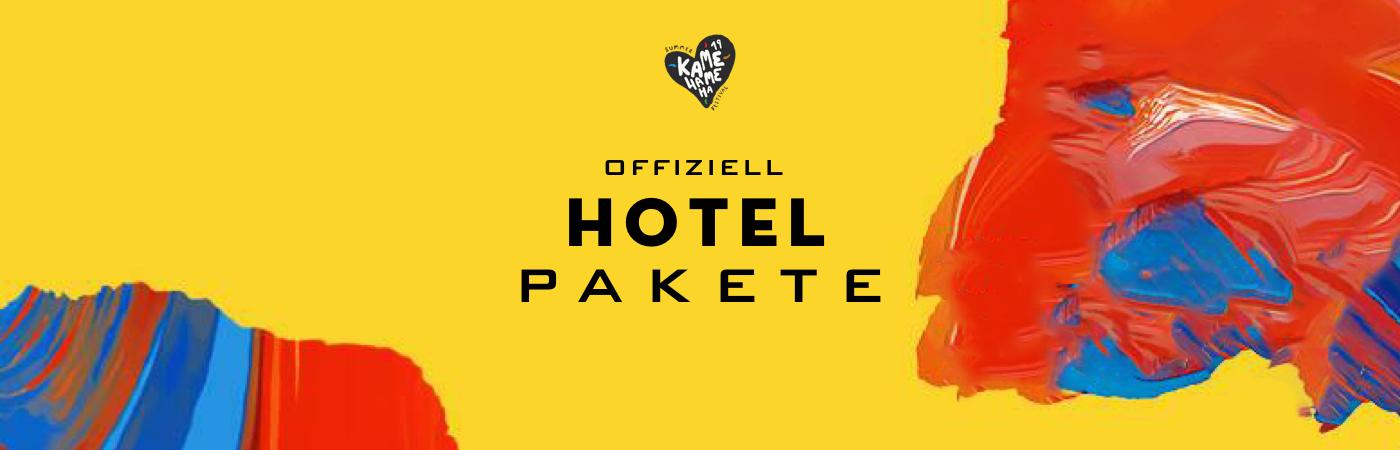 Kamehameha Festival Ticket + Hotel Packages