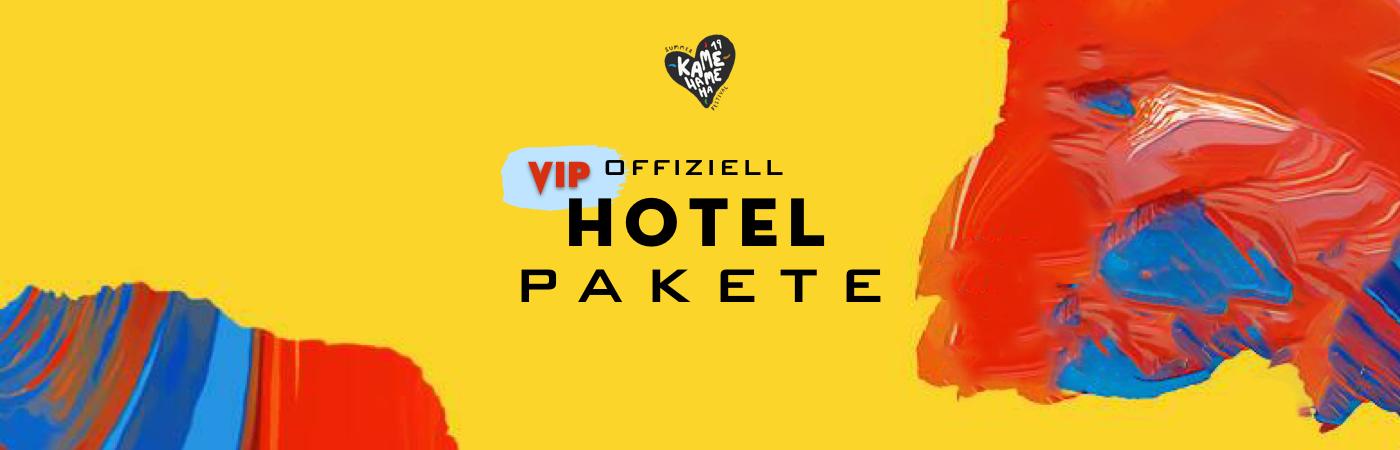Kamehameha Festival VIP Ticket + Hotel Packages