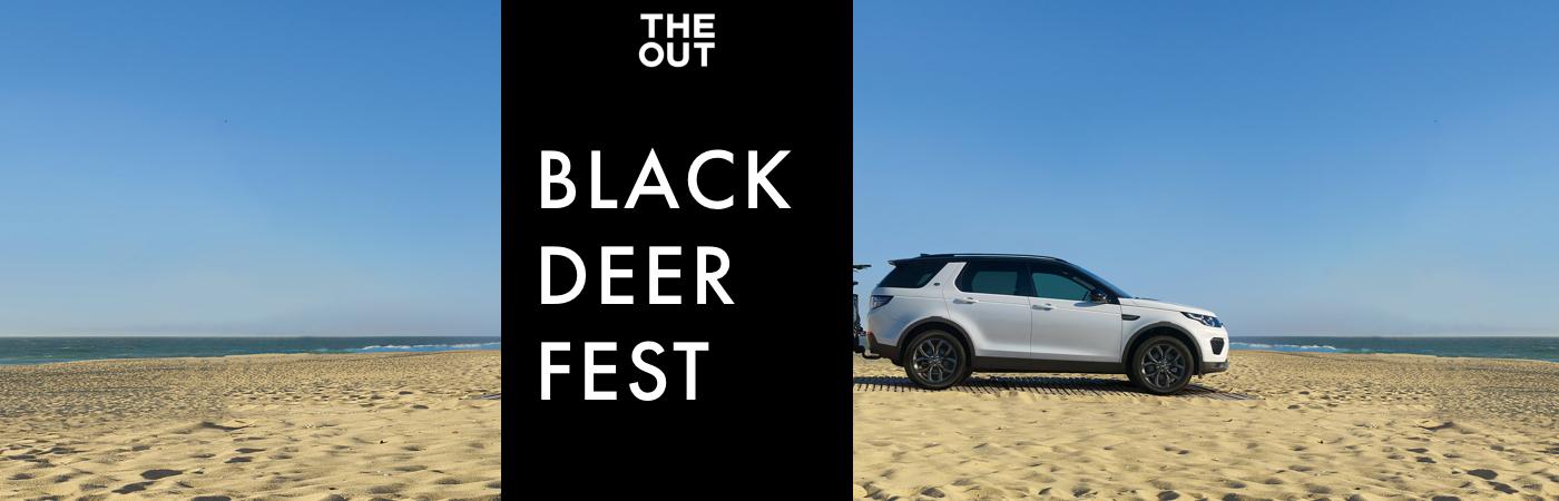 Black Deer x THE OUT Car Rental