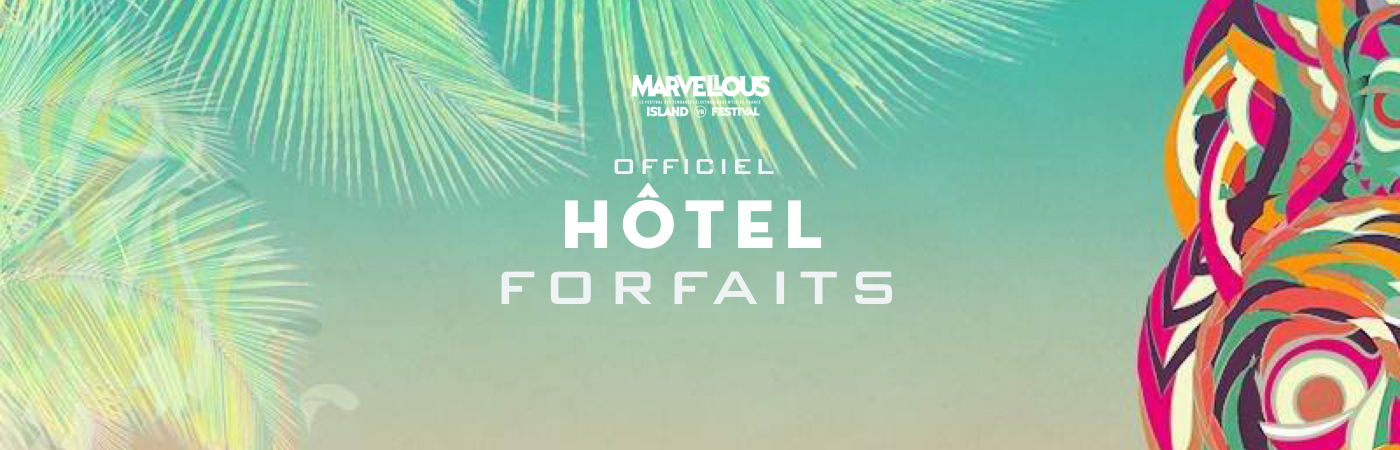 Marvellous Island Ticket + Hotel Packages