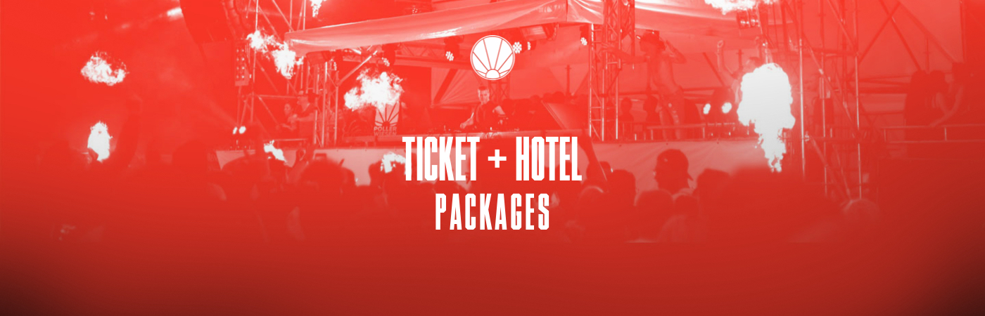 PollerWiesen Festival: Pacotes com Bilhete + Hotel