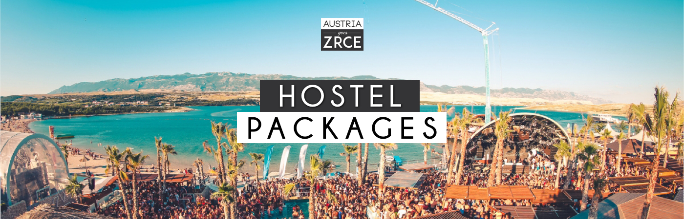 Austria Goes Zrce Ticket + Hostel Packages
